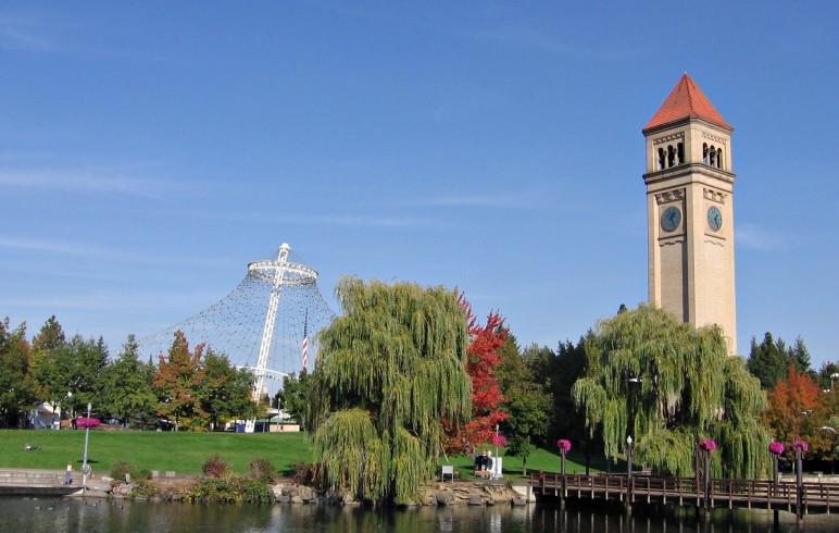 Spokane_Riverfront_Park_20061014